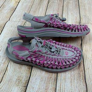 Keen Uneek Corded Sandal Size 8.5